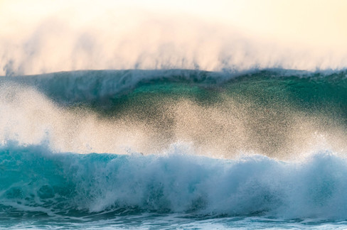 Winter Waves on North Shore, Oahu
