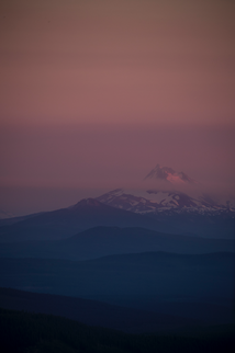 View from Mt. Hood, Oregon