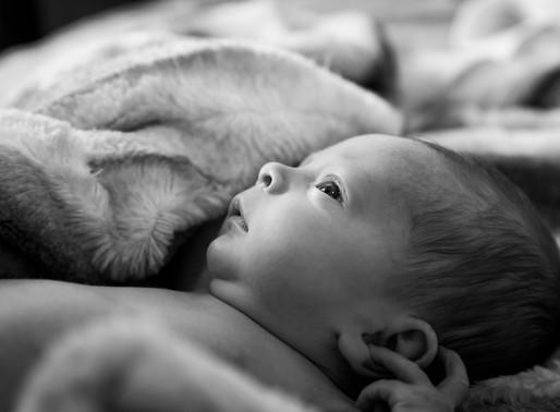 My First Newborn Shoot