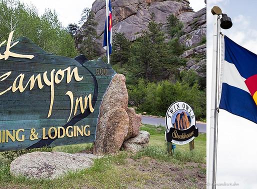 Estes Park Mountain Wedding, Colorado