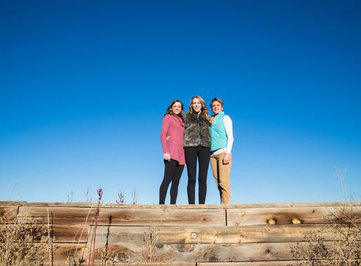Colorado Mother-Daughter Portraits