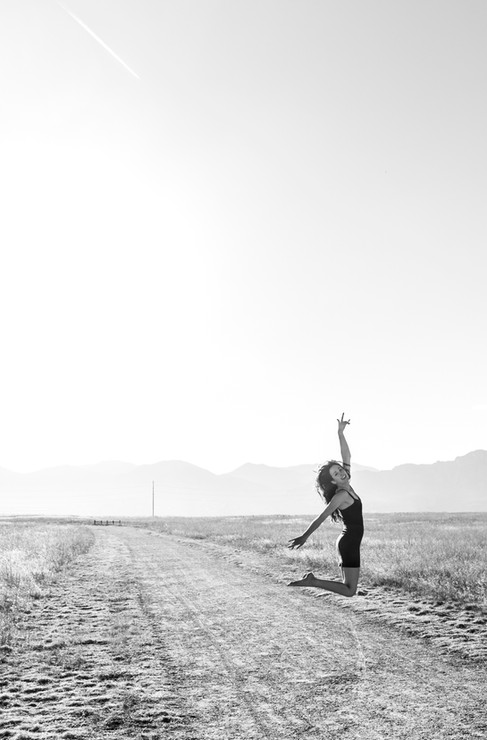 Female Fitness Photography in Colorado