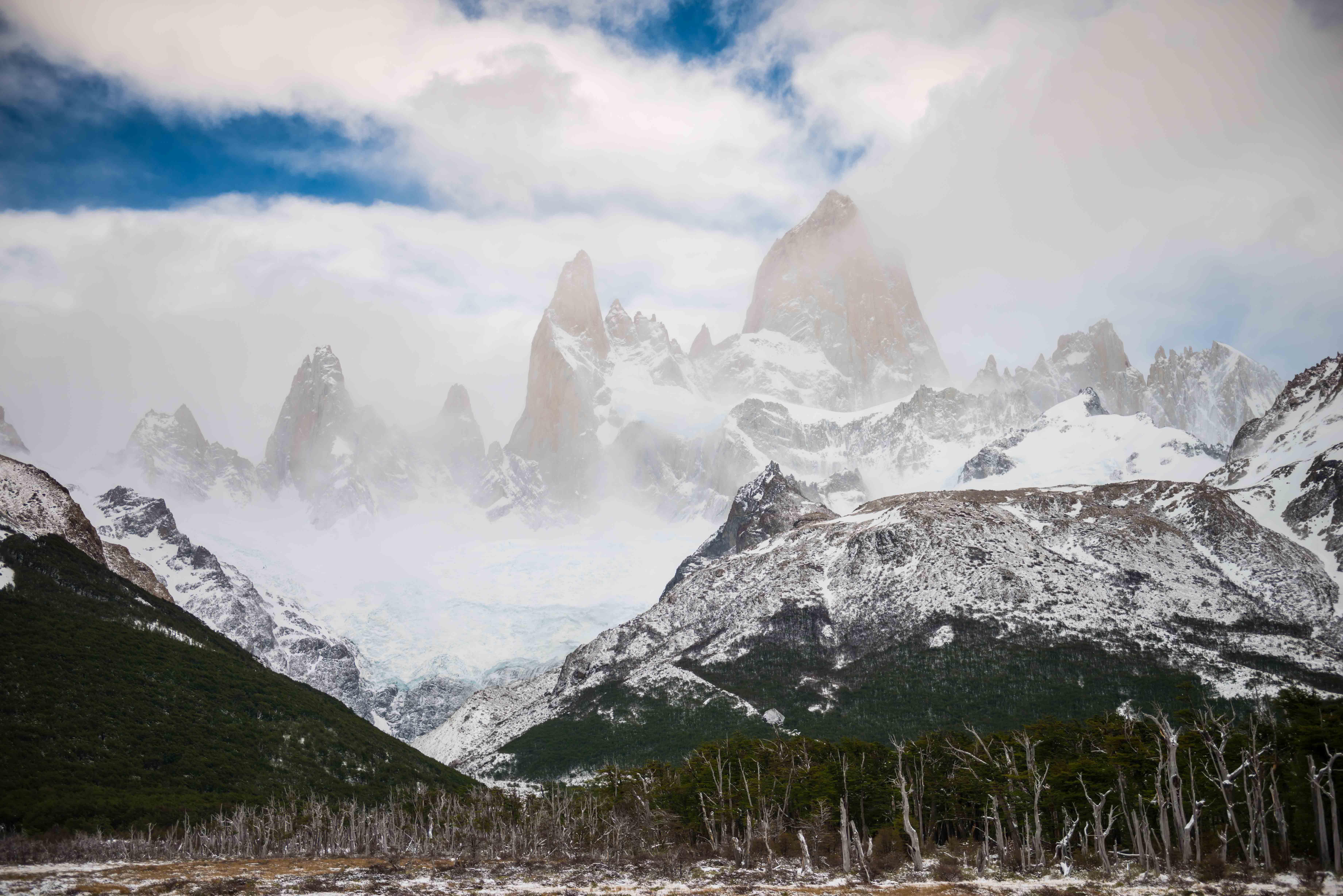 Fitz Roy - Patagonie - Argentine