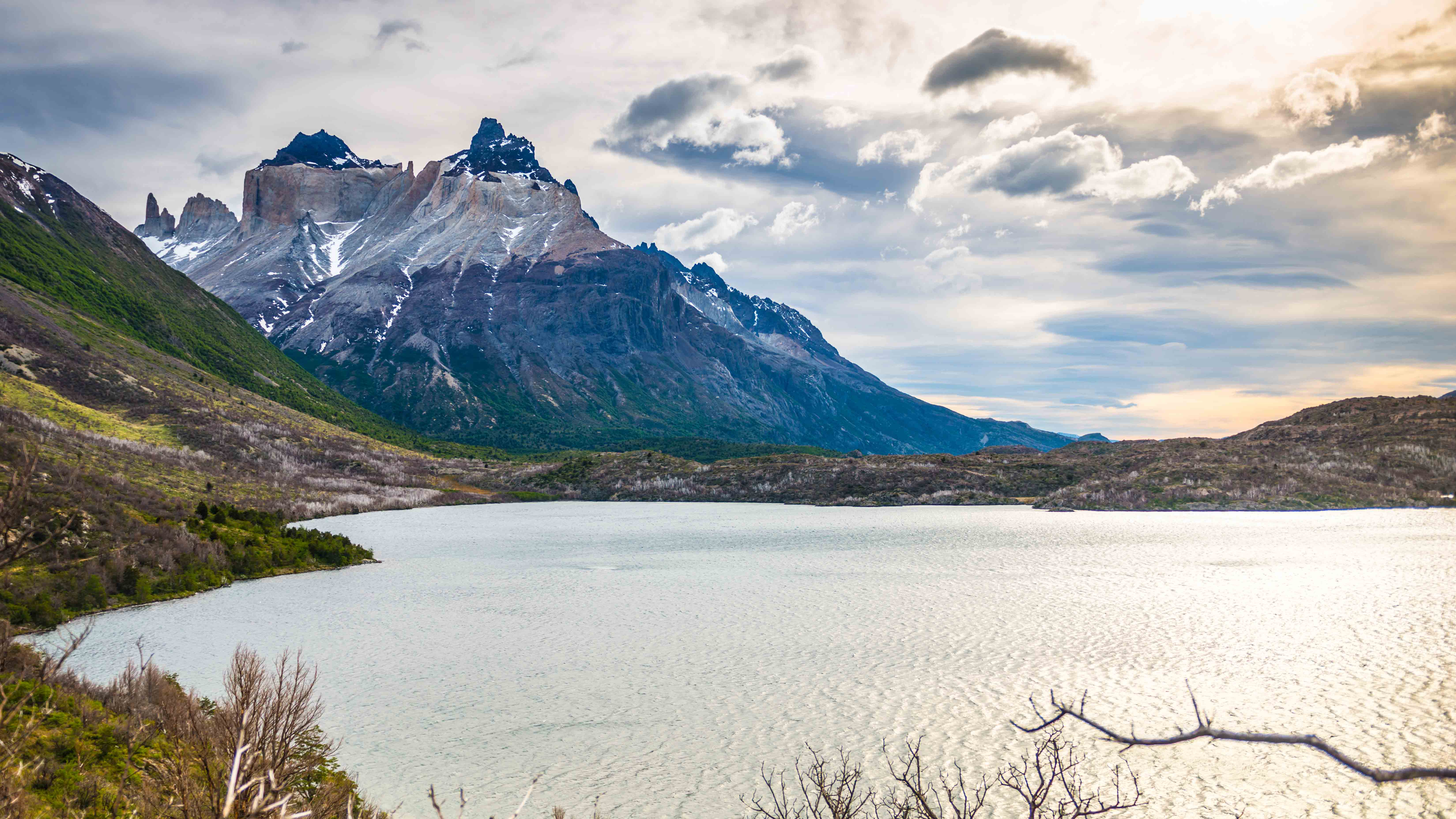 """Cordillère des Andes """"2"""" - Chili"""