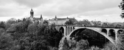 Pont Adolphe - Luxembourg