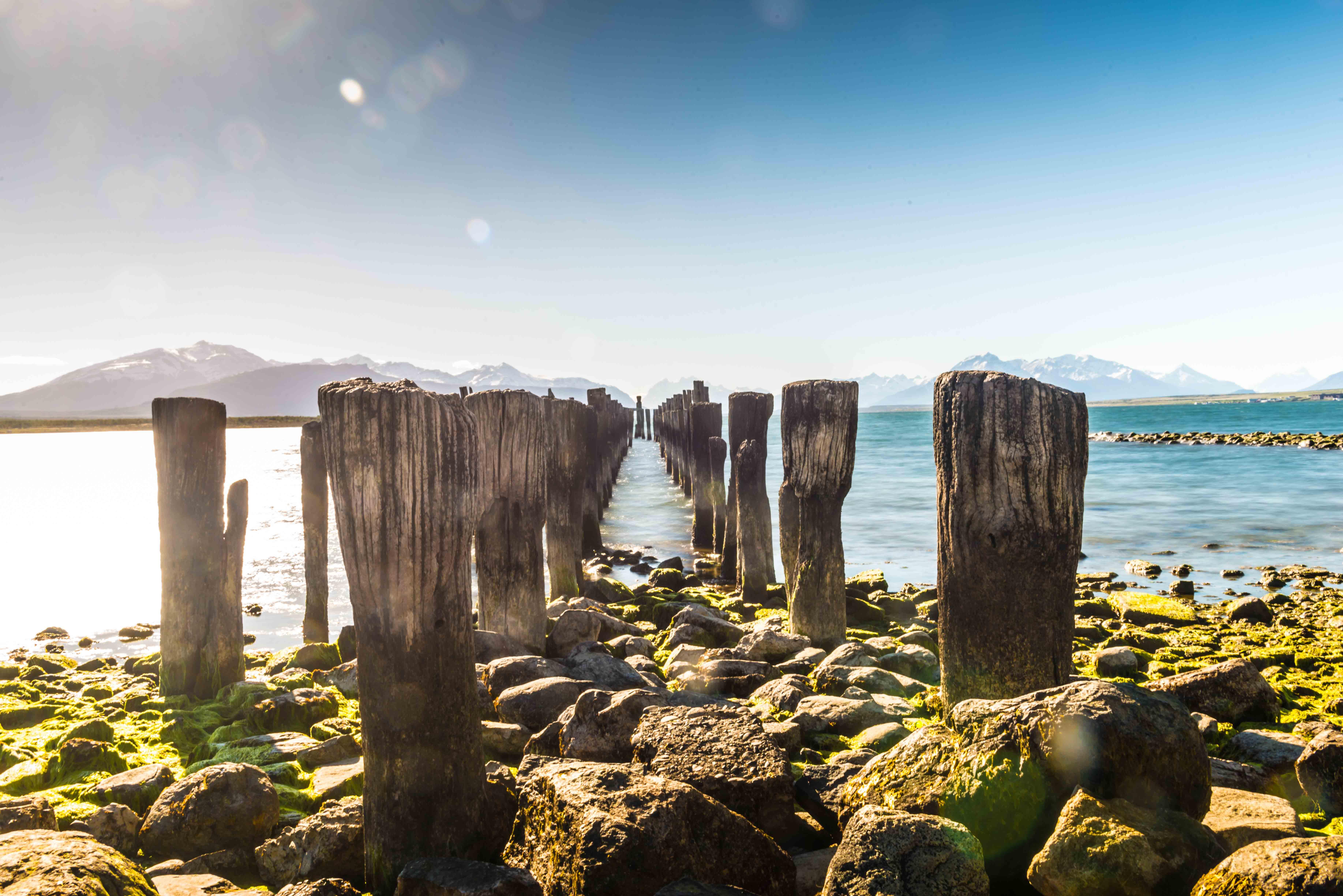 """Puerto Natales """"3"""" Patagonie - Chili"""