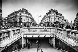 Arrondissement de la Bourse - Paris