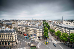 "Panorama - Paris ""1"" - France"