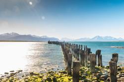 """Puerto Natales """"1"""" Patagonie - Chili"""