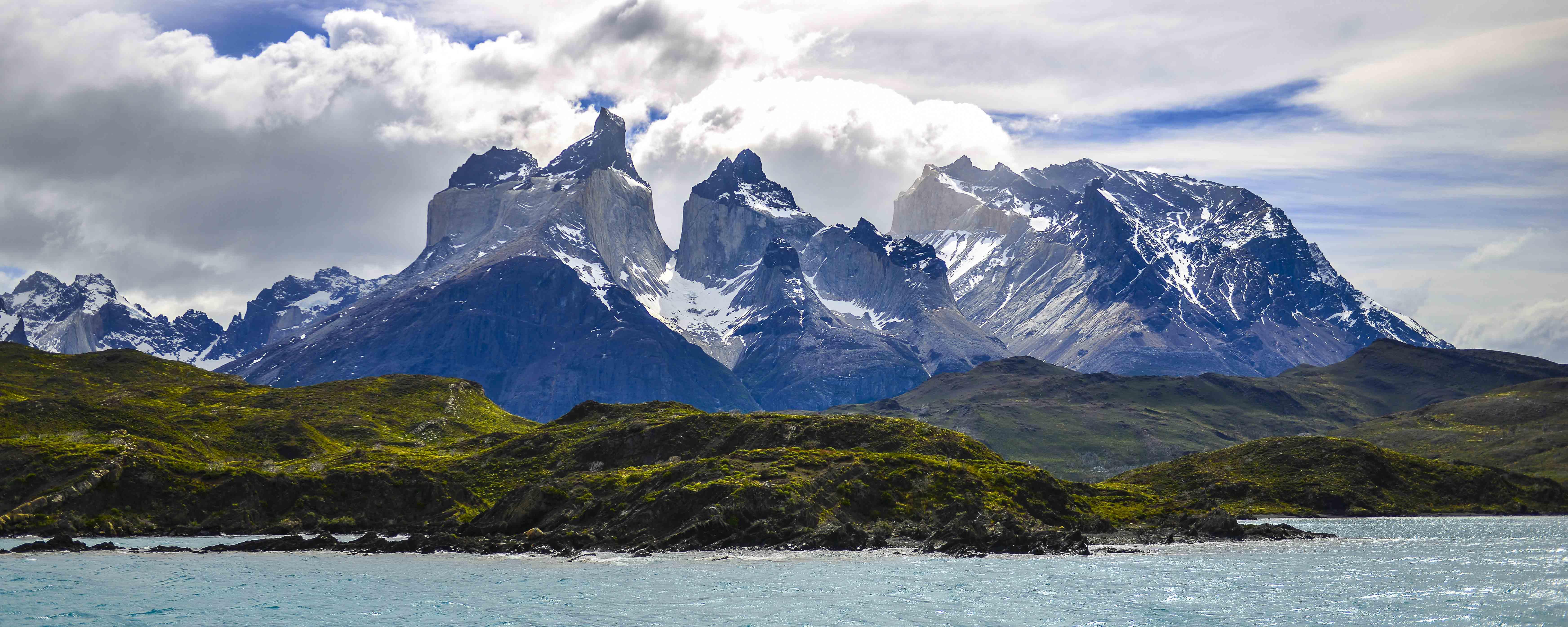 """Torres Del Paine """"1"""" - Patagonie"""
