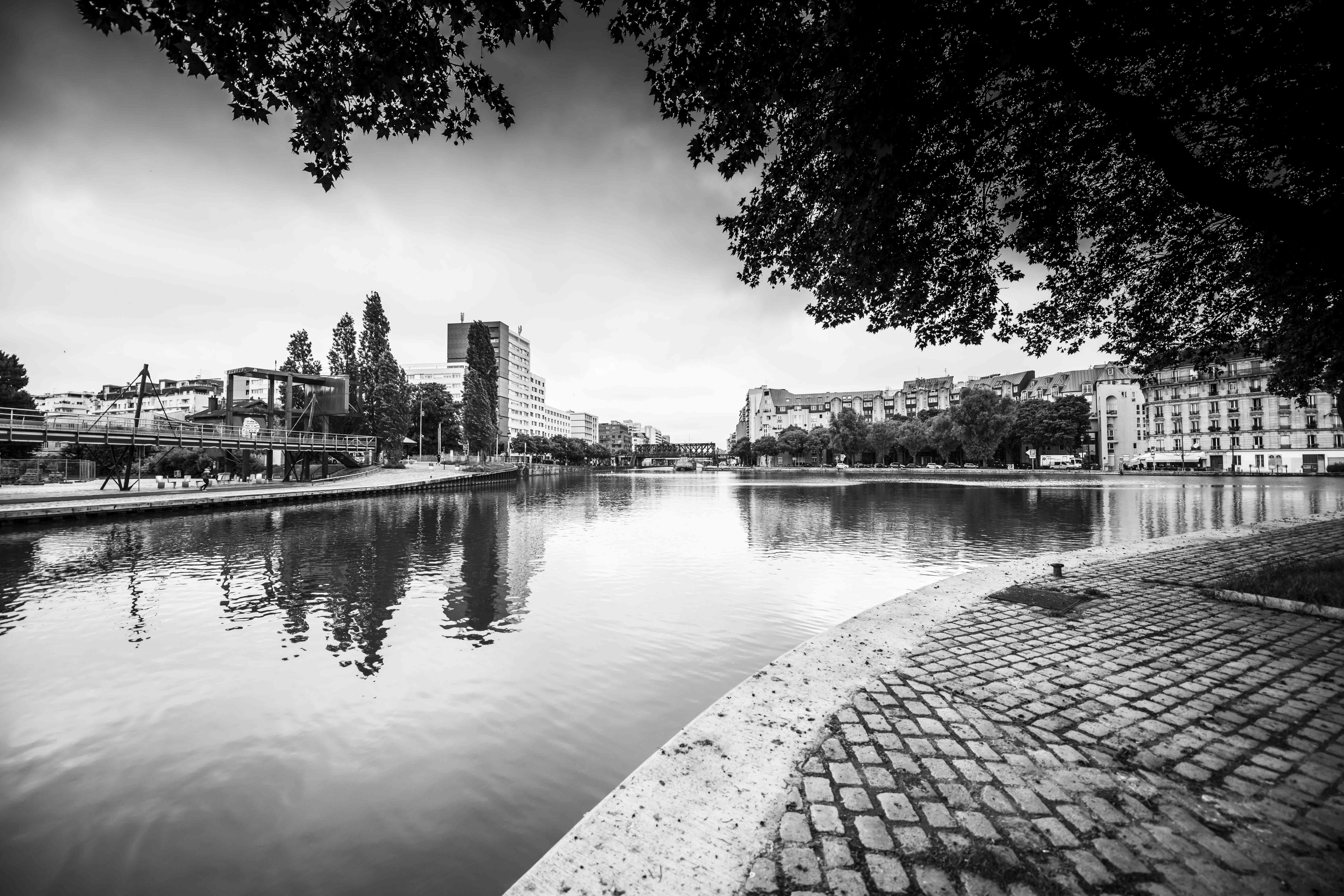 Quai de la Marne - Paris - France