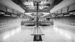 Gare Métro - Budapest