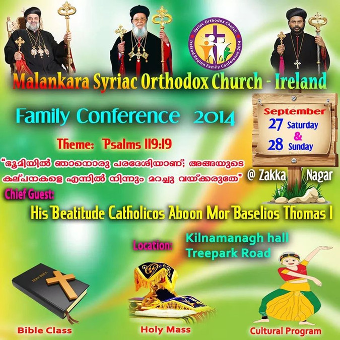 MSOCIreland : Family Conference 2014