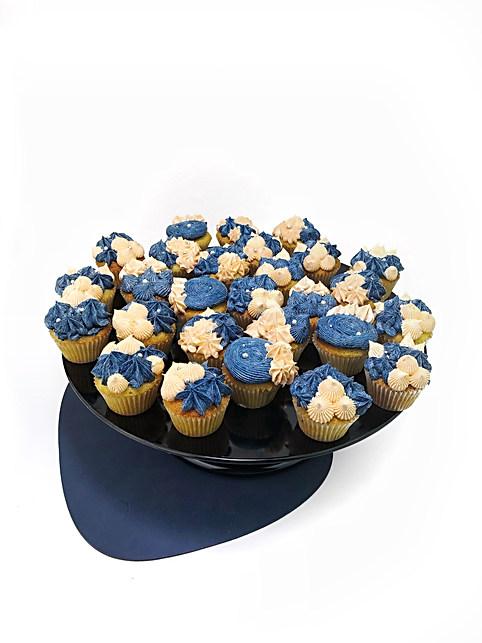 Mr Banks 3rd Birthday Cupcakes
