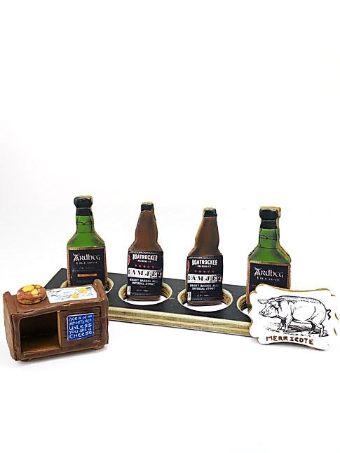 Merricote x Boatrocker Cheese & Beer Matching