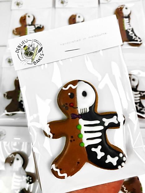 Halloween Skeleton '17