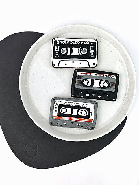 80's Mixed Tapes