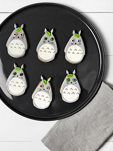 Halloween Totoro
