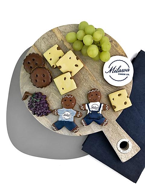 Milawa Cheese Platter