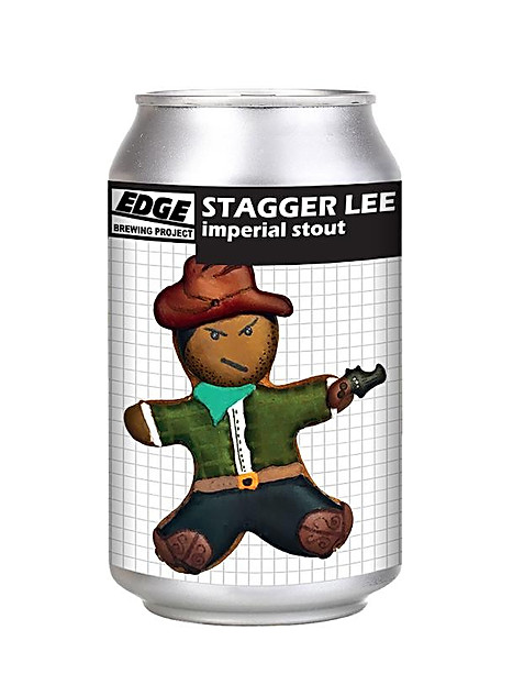 Edge Brewing Stagger Lee Can