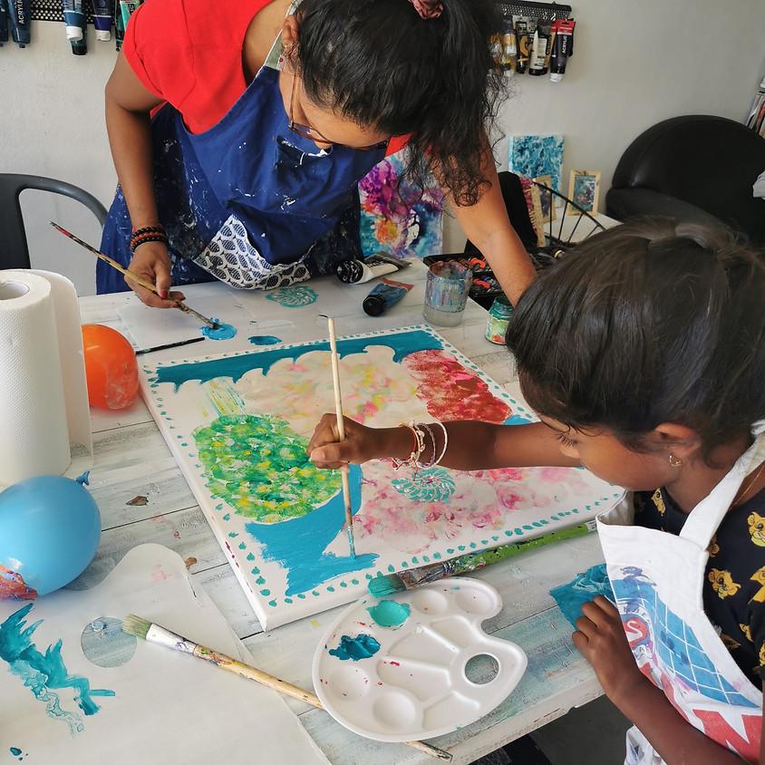 Atelier Parent/Enfant Créer ensemble