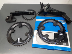 New chainring