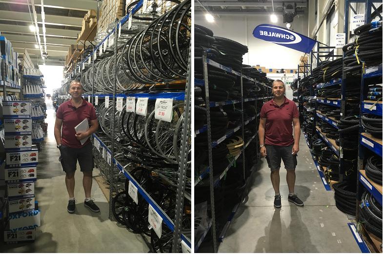 Cycle Trade Warehouse