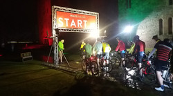 The start line - Wales on one day