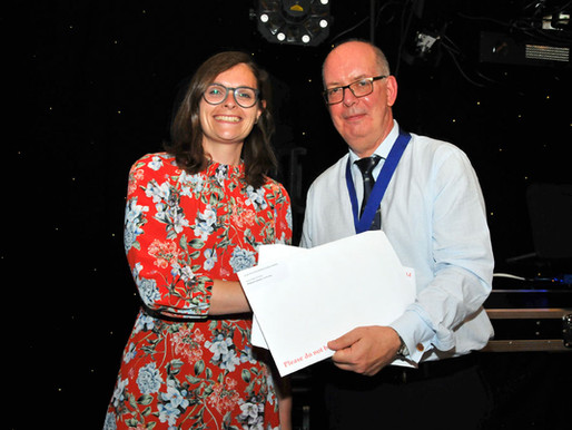Becky is awarded the BAP Psychopharmacology Award
