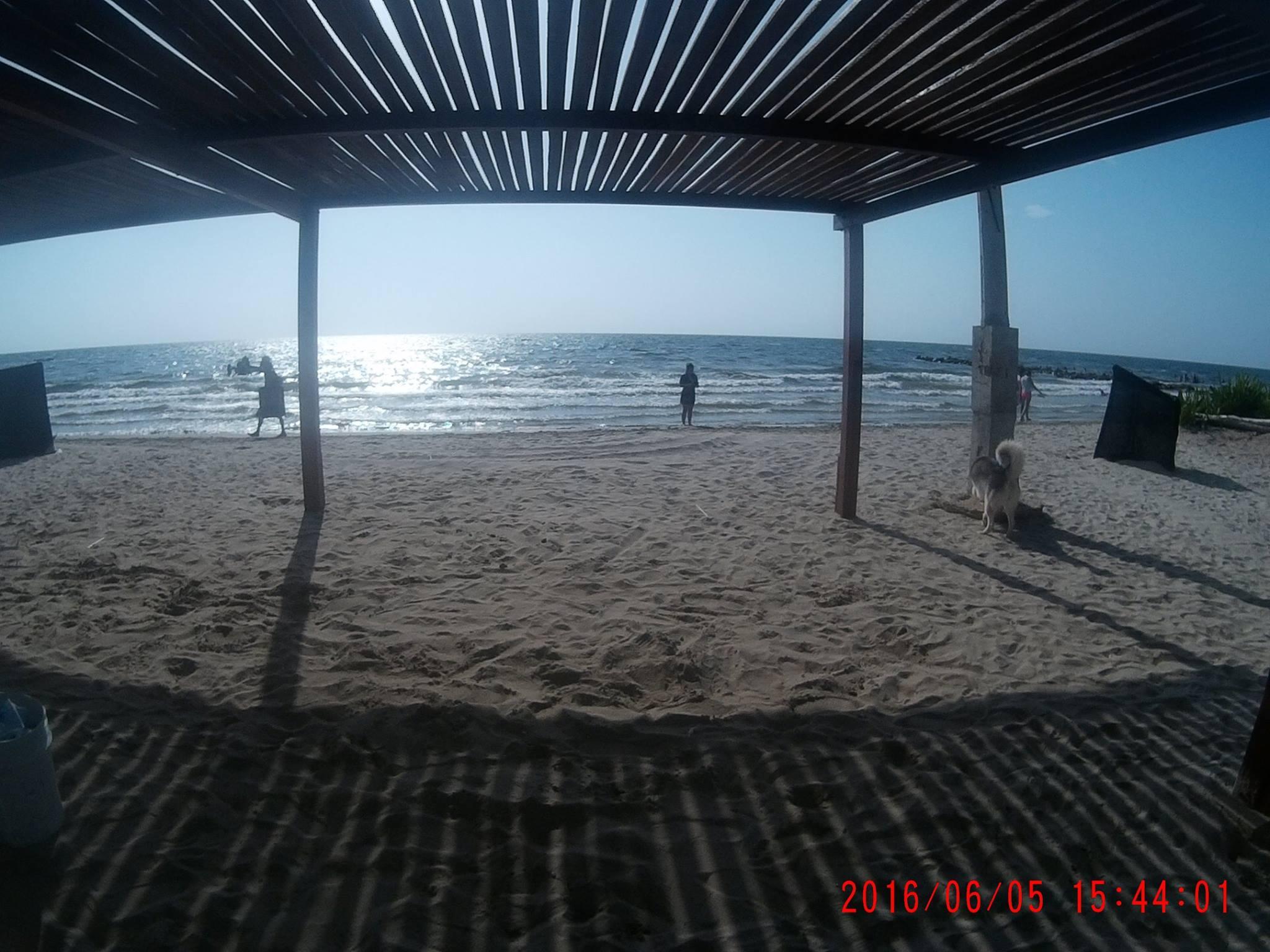 Zona de Relax frente al mar