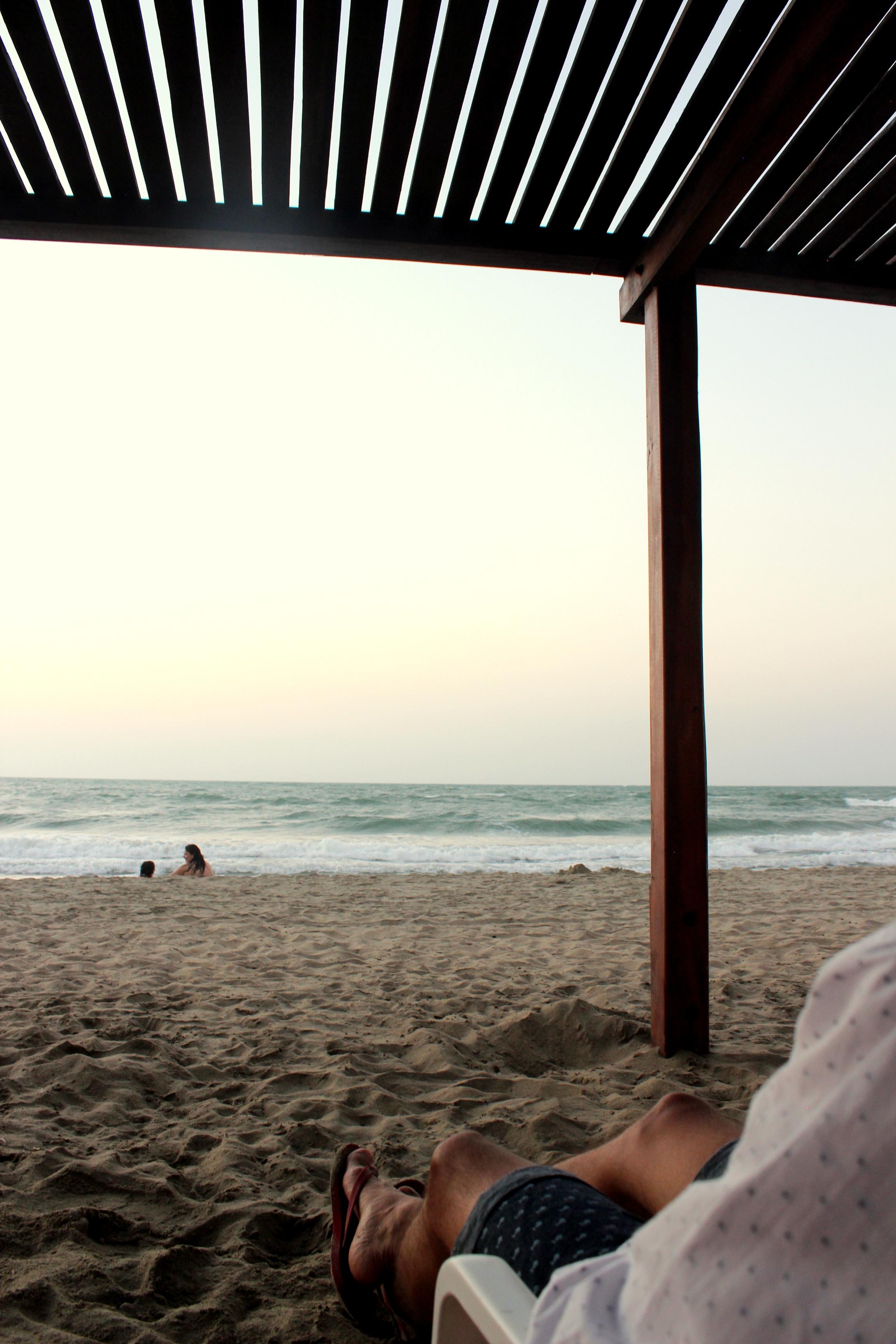 Disfruta de la brisa del mar