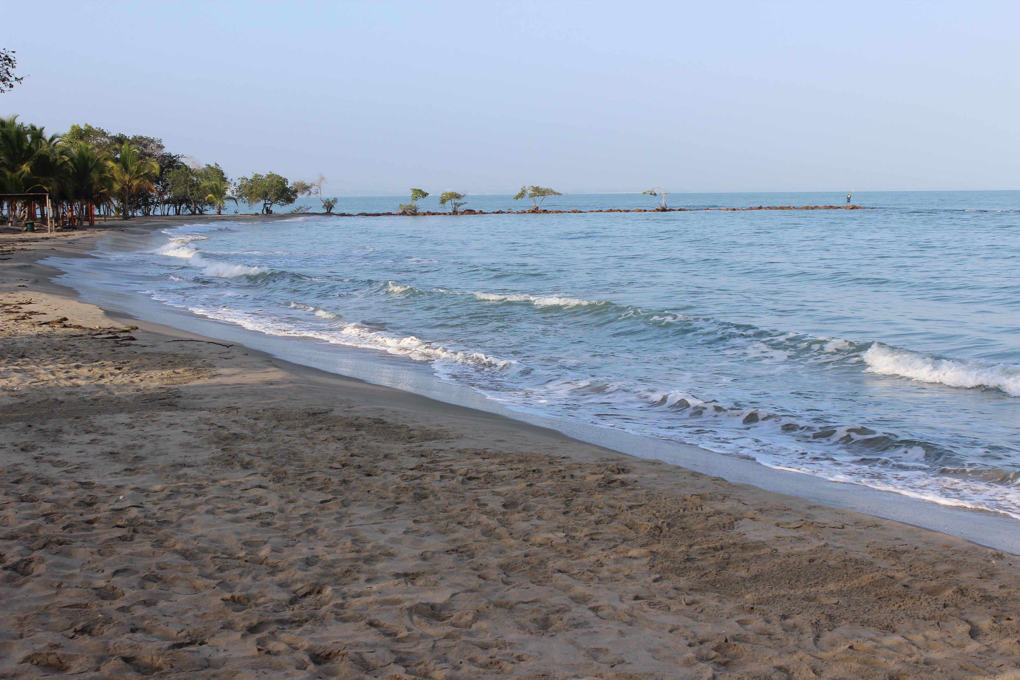 Nuestra playa Camino Palmero Coveñas