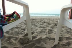Playa Camino Palmero Coveñas