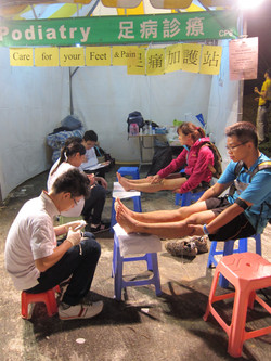 Oxfam Trailwalk 2011 樂施毅行者 2011