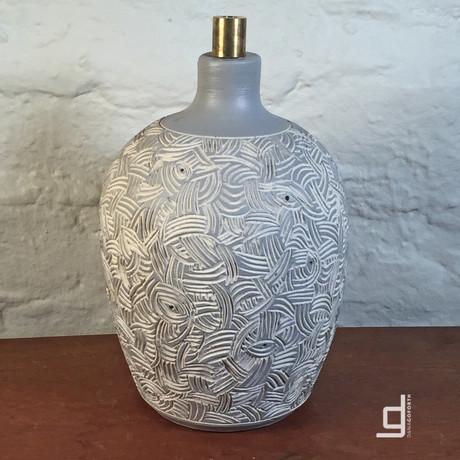Carved Dove Grey