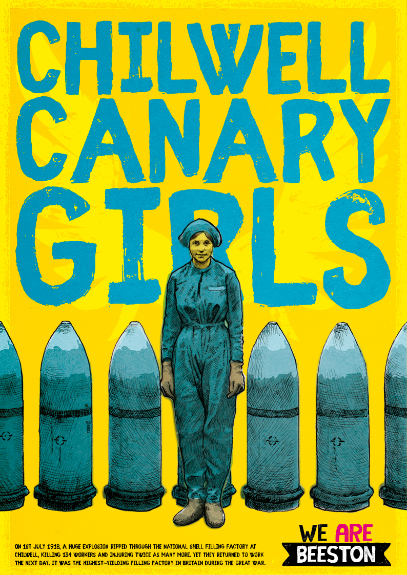 Canary Girl Poster