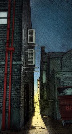 Beeston Alleyway