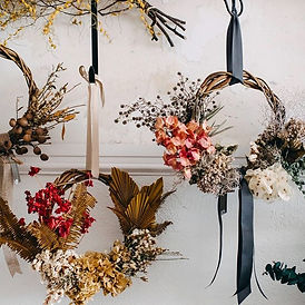 FOREVER WREATHS - bespoke designs availa