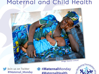 #MaternalMonday: 5 Key Benefits of Exclusive Breastfeeding for Mother and Child