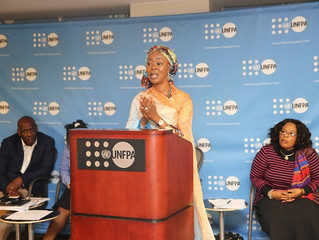 Wellbeing Foundation Africa UNGA Sustainable Development Goals Round-Up
