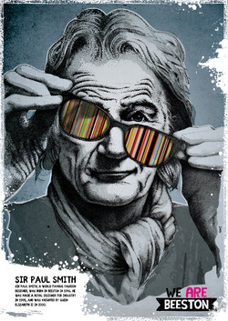 Paul Smith Poster