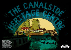 Canalside HC Poster