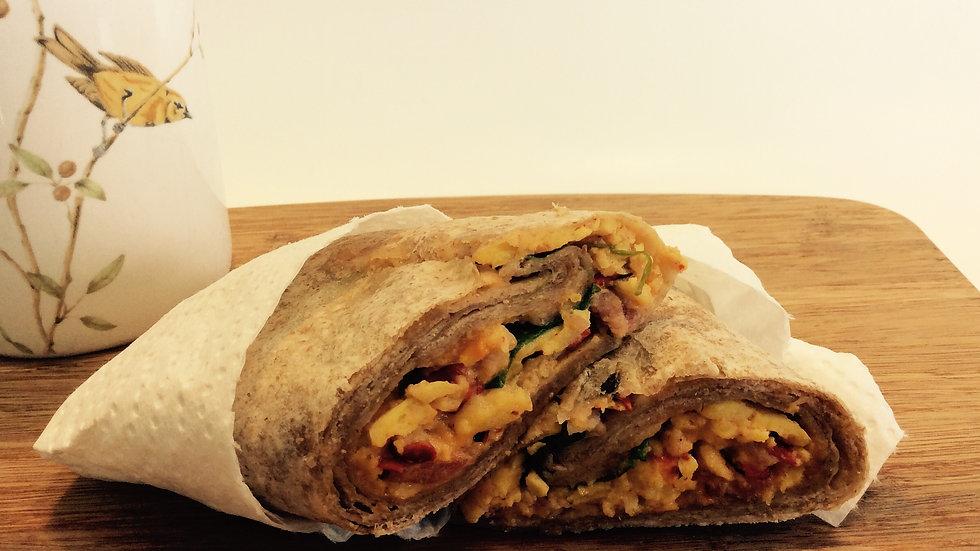 Burrito déjeuner
