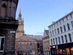 Perfect Day in Glasgow