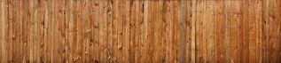 Hardwood Fence