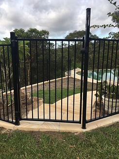 Framless Glass & Aluminium Pool Fence Sa