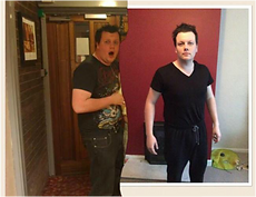 scott williams before and after my fitness coach steven gardner