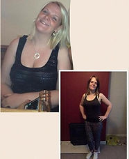 angela williams before and after my fitness coach steven gardner
