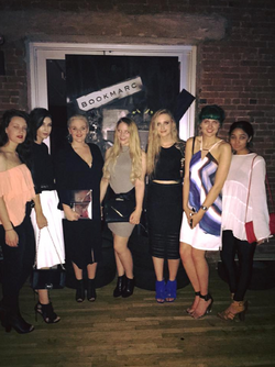TFI students at the Marc Jacobs Party