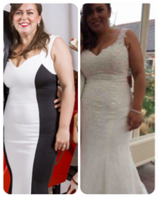 danielle foulkes before and after my fitness coach steven gardner